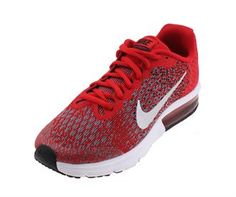 nike air max sequent 2 junior grijs