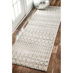Laurel Foundry Modern Farmhouse Olga Gray Area Rug & Reviews | AllModern