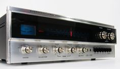 SHERWOOD S-7900A STEREO DYNAQUAD RECEIVER SERVICED 60 WPC * NICE!