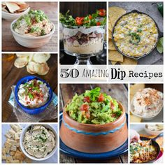 50 Amazing Super Bowl Dip Recipes | Endlessly Inspired