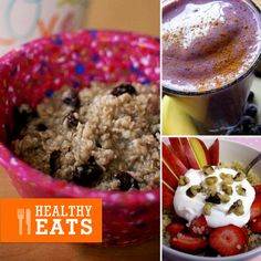 high fiber breakfast ideas for weight loss (or just... wellness). i don't think it's as obvious on pinterest as it is in real life, but my religion is breakfast.