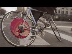 UPDATE: Copenhagen Wheel All-In-One Electric Bike Kit [VIDEOS] | Electric Bike Report | Electric Bike, Ebikes, Electric Bicycles, E Bike, Reviews