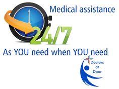 #Doctorsatdoor Call Us: 8866115555