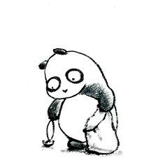 【一日一大熊猫】 2015.5.30 ゴミゼロの日。 #pandaJP #パンダ http://osaru-panda.jimdo.com
