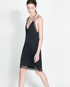 ZARA - WOMAN - STUDIO MESH DRESS