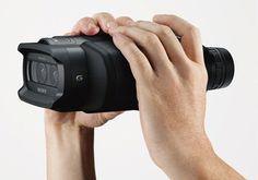 Sony's Binoculars Can Record Full HD and 3-D Video, Perfect for Amateur Nature Films