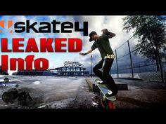 Skate 4 - LEAKED Information!! New Skate Sequel New Skate, Skateboarding, Games, Concert, Music, Youtube, Musica, Musik, Skateboard