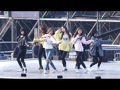 오마이걸(OH MY GIRL) - 비밀정원 (Secret Garden) 리허설 직캠 (Rehearsal) - YouTube