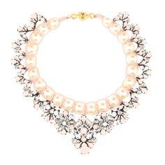 Marisa Virgin Embellished Necklace ☆ Shourouk * mytheresa