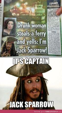19 Captain Jack Sparrow Memes Hilarious - Next Memes Jack Sparrow Funny, Jack Sparrow Quotes, Really Funny Memes, Stupid Funny Memes, Funny Relatable Memes, Funny Facts, Movie Facts, The Pirates, Pirates Of The Caribbean
