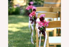 Spice up those seats. (Andrea's Images Photography)