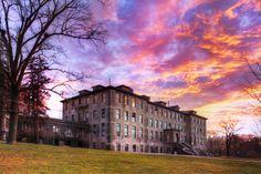 Price Hall. Virginia Tech. 2014.01.11.   #virginiatech #hokies