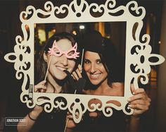 Fun with photos. picture frame for your wedding , cute ideas for wedding.