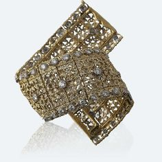 Buccellati - Bracelets - Elementi Bracelet - Haute Joaillerie