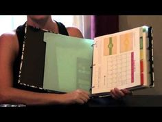 ▶ Thirty-one Gifts Business Binder - YouTube (good idea for advocare)