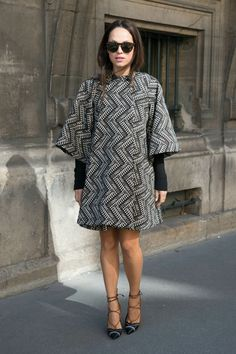 Paris Fashion Week Street Style pictures | Harper's Bazaar