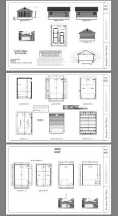 1000 images about garage doors on pinterest garage for Carriage door plans