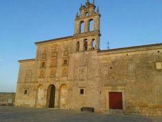 Convento en Campillo de Altobuey.