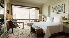 Welcome to Tianjin, gateway to northern China, and now, a new destination for luxury travel and hospitality – the all-new Four Seasons Tianjin...