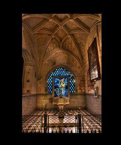 BAPTISMAL FONT  Year 1908 Design by Paulo Medici Metropolitan Cathedral of Santo Domingo