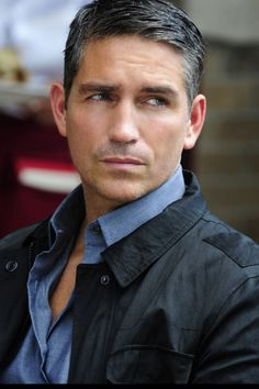 Jim Caviezel is my nomination to play Lee Child's, Jack Reacher.