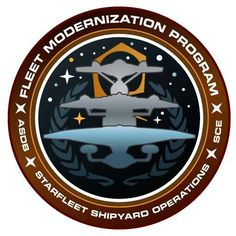 Fleet Modernization Program: Starfleet Shipyard Operations