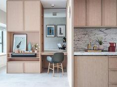 Un appartement multifonctions à Hong Kong - PLANETE DECO a homes world