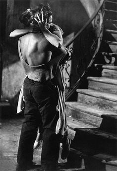 A Streetcar Named Desire (1951). Probably the most magnetic scene captured by Hollywood - and right in the middle of the Code era.