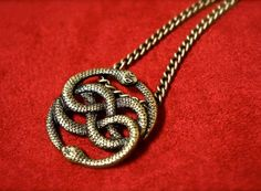 Auryn Neverending Story Pendant for US$15.99 at Etsy. everytime i watch that movie, i cry a waterfall. i shall become the hero to save the world