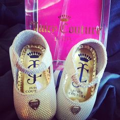 Juicy couture. Little divas fashion shoes