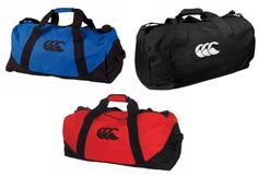 BRAND NEW CANTERBURY UNISEX PACK AWAY CARRY SHOULDER BAG (3 COLOURS) Canterbury, Carry On, Sportswear, Colours, Brand New, Shoulder Bag, Unisex, Stuff To Buy, Bags