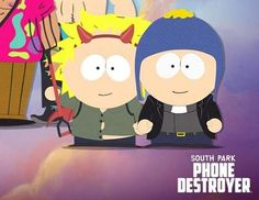 Tweek is craigs liddle devil 😈 💙💛 South Park Anime, South Park Funny, South Park Memes, South Park Fanart, South Park Quotes, Craig South Park, Tweek South Park, Spideypool, Cartoon Memes
