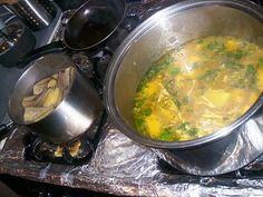 La Cocina De Nathan: Cuban, Spanish, Mexican Cooking & More: Nathan's Sopa de Pollo Estilo Cubano (Nathan's Cuban-style Chicken Soup)