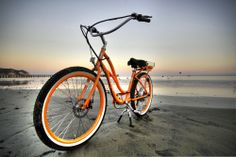 Check out our new store and stop in for a FREE Pedego electric bike test ride!