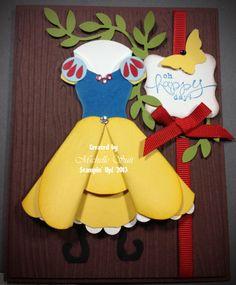 Snow White's Dress - Punch Art