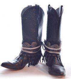 Boot Bands | Boot Cuffs | Boot Straps | Boot Bling | Boot Bracelets | Hat Band | Accessory