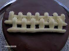 Výsledek obrázku pro zdobení dortů krémem video