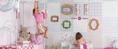 3D képkeret falmatrica - gyerekszobába (1001) Wardrobe Rack, Toddler Bed, Baba, Furniture, Home Decor, Child Bed, Decoration Home, Room Decor, Home Furnishings