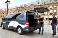 Paris Shuttle Arrival Transfer: Charles de Gaulle - Rail Europe