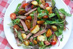 Well Worn Whisk | Family food blog: Steak tagliati
