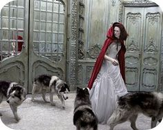 kick ass red riding hood   Diamond Dolls Couture: Once Upon A Time…