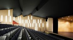 The municipal Auditorium of Teulada by Francisco Malgado