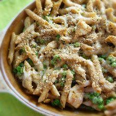 Cheesy Penne Chicken Pasta