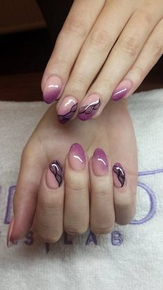 by Paulina Junger, Find more Inspiration at www.indigo-nails.com #nails #nailsart #mani