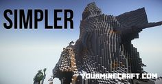 Simpler Resource Pack Simpler blocks and simpler items Make your world much simpler with this texture pack! Download Simpler Resource Pack for Minecraft 1.8