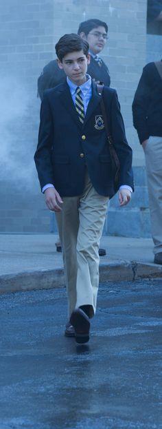 Gotham 2x04 - Bruce Wayne (David Mazouz)