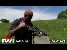 IWI Tavor X95 Promo Video