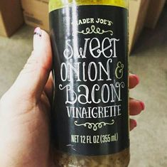 A sauce or dressing that's so delicious you could just eat it with a spoon? | What's The Best Thing To Buy At Trader Joe's?