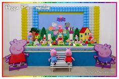 peppa pig festa - Buscar con Google