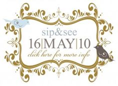 sip and see online invite